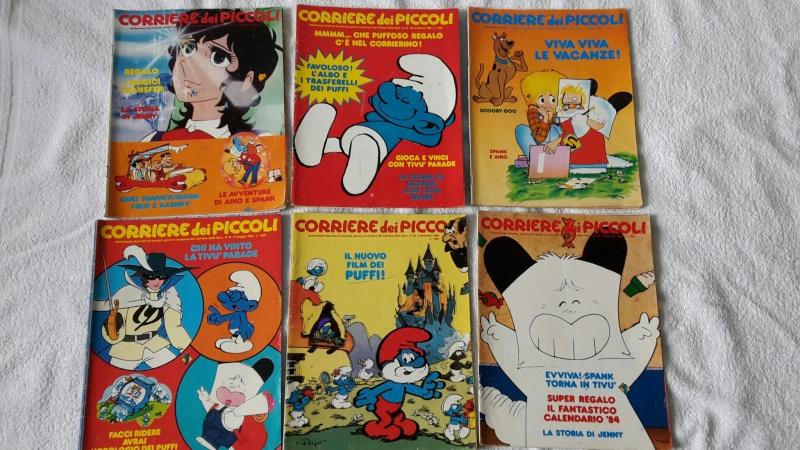 Corriere dei Piccoli - La Banda - Cartoni in TV ecc ecc Cdp_1910