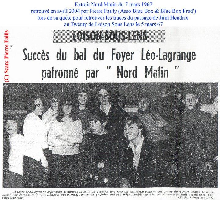 Loison sous Lens (Twenty Club) : 5 mars 1967 61994_10