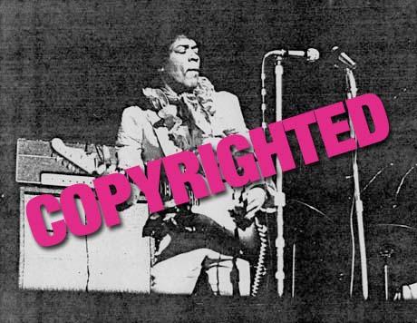 Londres (Astoria, Finbury Park) : 31 mars 1967 Copyri10