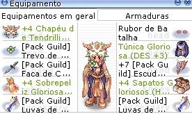 Builds / noções de WoE 0210