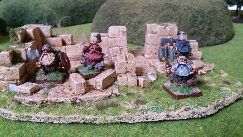 Hobbits, nains et mégères Nains10