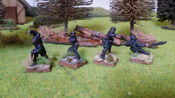 armée du clan MOGAMI - Page 3 Ninjas10