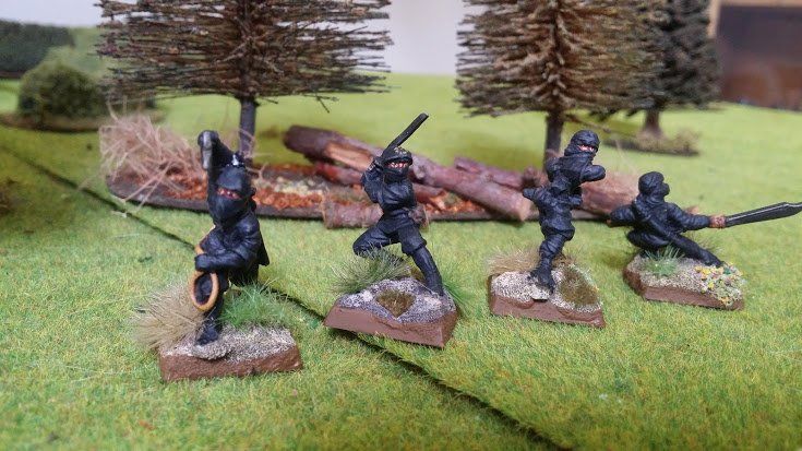 armée du clan MOGAMI - Page 3 Ninjas11