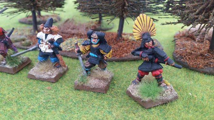 armée du clan MOGAMI - Page 3 Samour10
