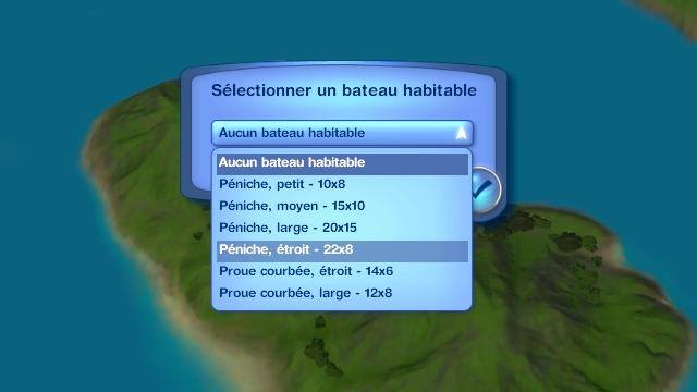 [Débutant] Créer un bateau habitable 00110