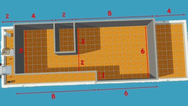[Débutant] Créer un bateau habitable 00610