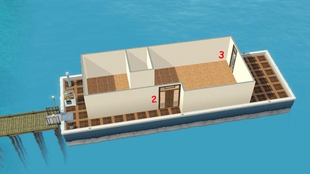 [Débutant] Créer un bateau habitable 01510