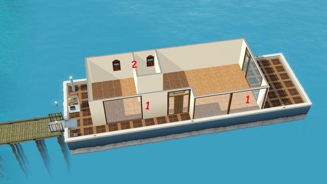 [Débutant] Créer un bateau habitable 01810