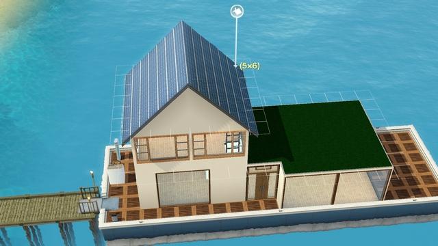 [Débutant] Créer un bateau habitable 03910