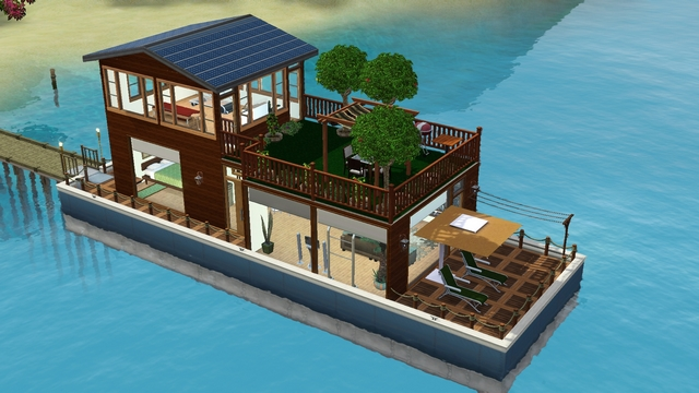 [Débutant] Créer un bateau habitable 04710