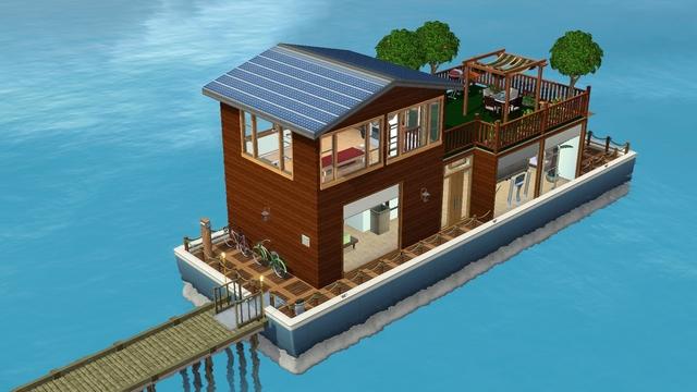[Débutant] Créer un bateau habitable 04810