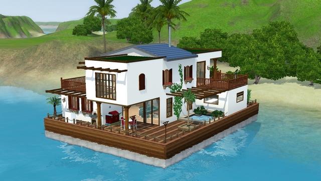 [Débutant] Créer un bateau habitable Ganara10