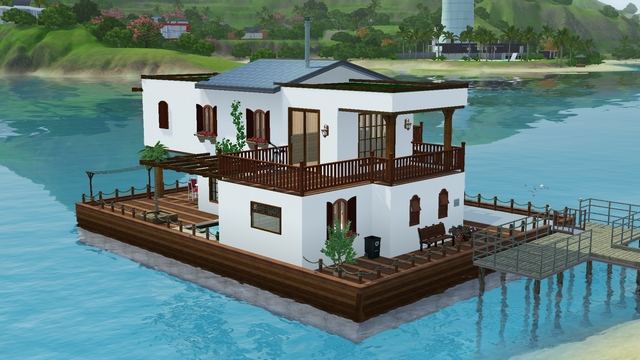 [Débutant] Créer un bateau habitable Ganara11