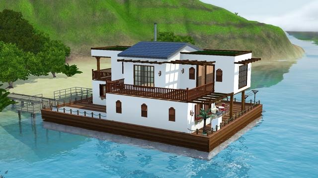 [Débutant] Créer un bateau habitable Ganara12