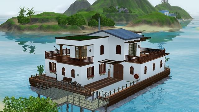[Débutant] Créer un bateau habitable Ganara13