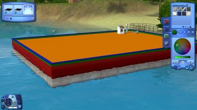 [Débutant] Créer un bateau habitable Recolo10