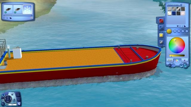 [Débutant] Créer un bateau habitable Recolo11
