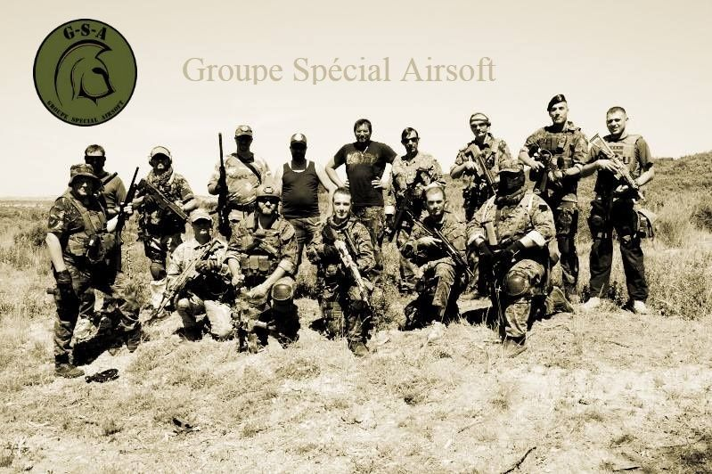 Association Groupe Special Airsoft