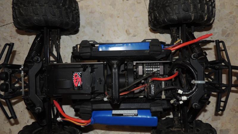 Le Flux HP de Gosraider, Kit différentiel central Alza Racing, Combo Castle Mamba X  - Page 4 Proble10