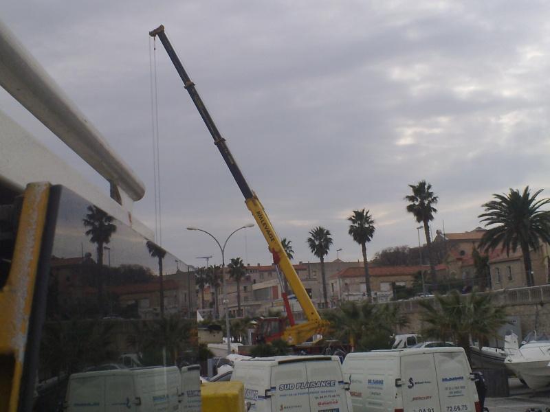 Les grues LUNA (Espagne) 09032010