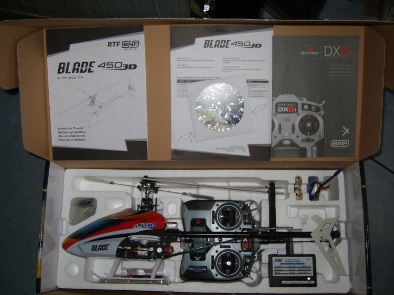 Blade 450X S8304510