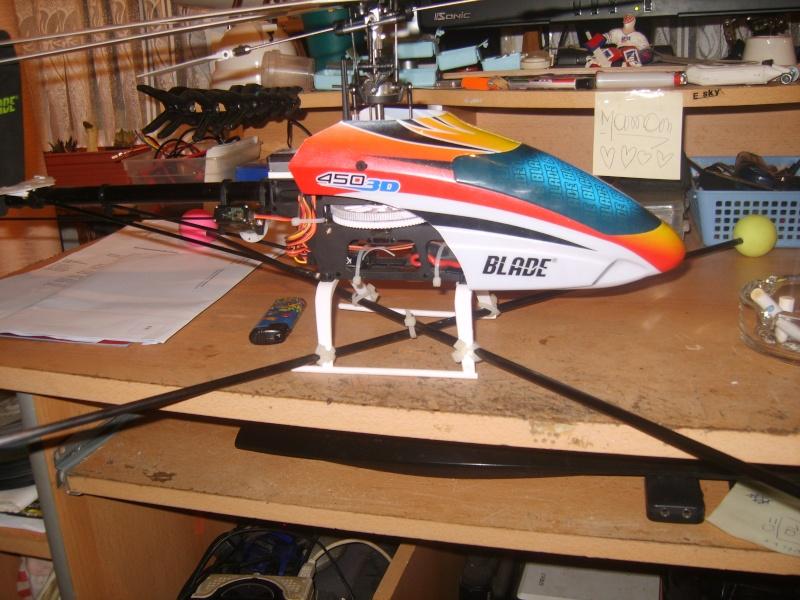 Blade 450X S8304913