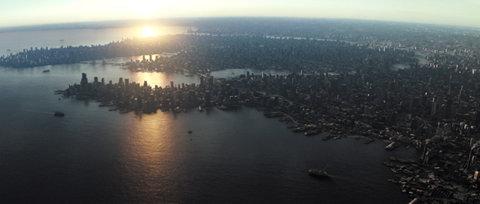 Voici notre belle ville : Gotham10
