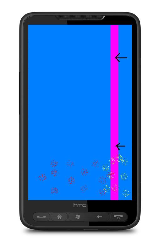 Problème tactile [Résolu grâce au bon vieux SAV] Hd210