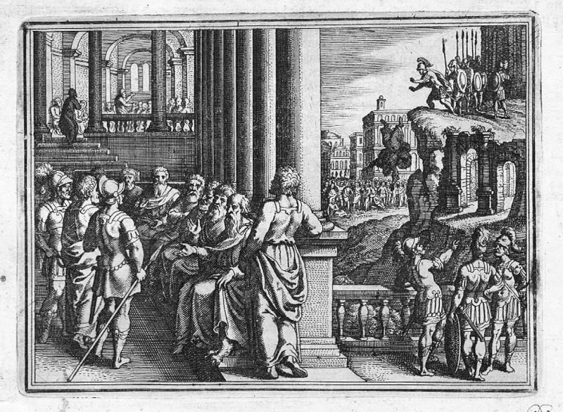 Question : gravure représentant Marcus Manlius Capitolinus Manliu10