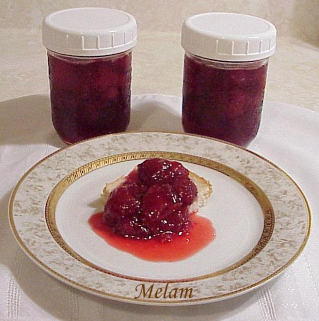 Confitures de fraises Confit10