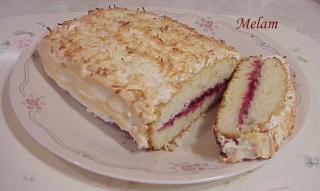 Gâteau à la noix de coco Gyteau13