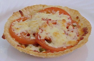 Tarte aux tomates de Johannem Tartel11