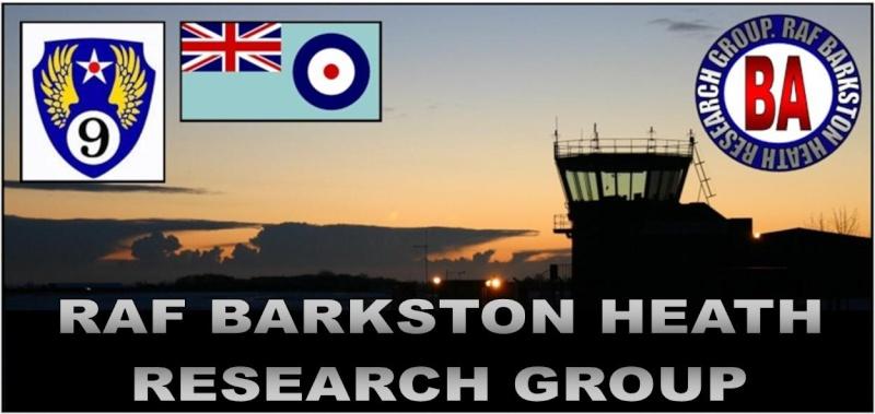 RAF BARKSTON HEATH