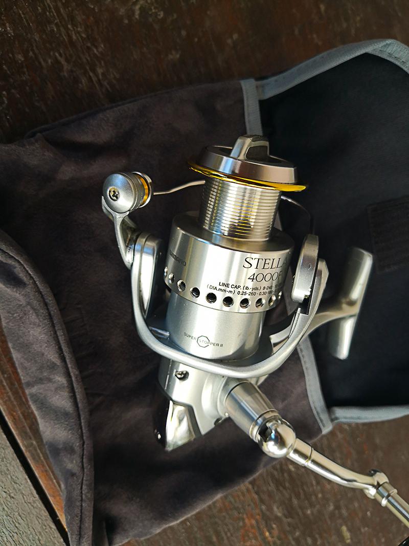 [VENDO] [USATO] Shimano Stella 4000 F  112