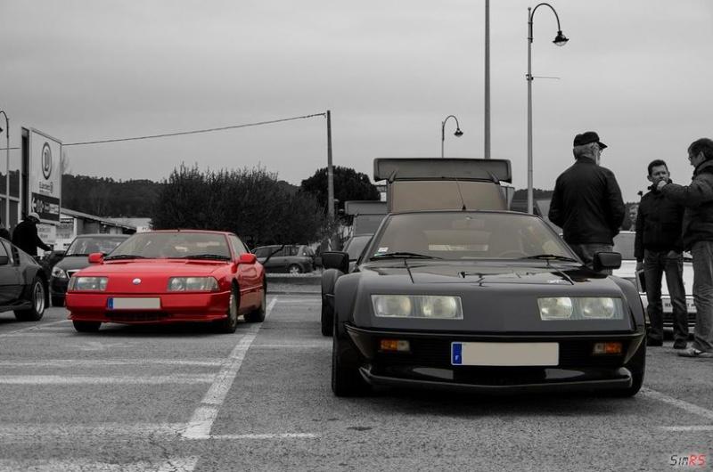 [83] 01/03 2015 Rassemblement Renault Sport PACA  Brignoles  Bri1410