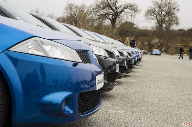 [83] 01/03 2015 Rassemblement Renault Sport PACA  Brignoles  Bri1913