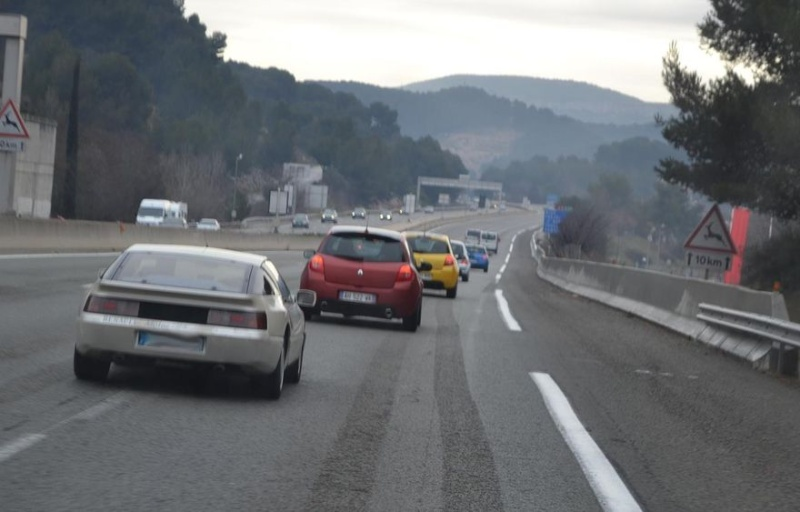 [83] 01/03 2015 Rassemblement Renault Sport PACA  Brignoles  Bri212