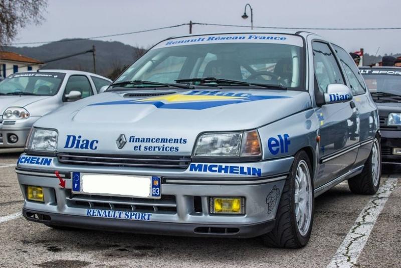 [83] 01/03 2015 Rassemblement Renault Sport PACA  Brignoles  Bri3310