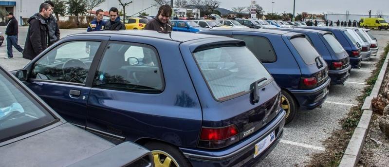 [83] 01/03 2015 Rassemblement Renault Sport PACA  Brignoles  Bri4010