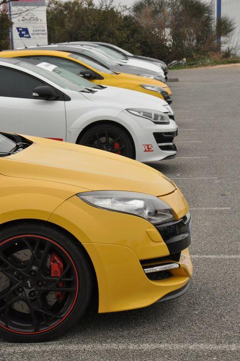 [83] 01/03 2015 Rassemblement Renault Sport PACA  Brignoles  Bri610