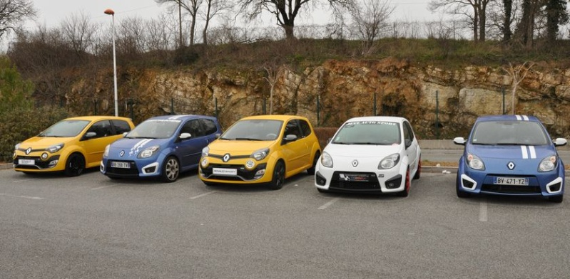 [83] 01/03 2015 Rassemblement Renault Sport PACA  Brignoles  Bri810