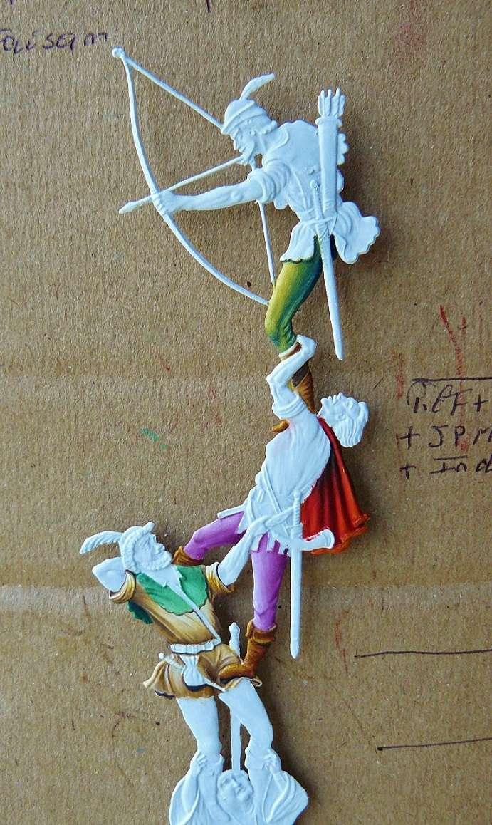 Robin des bois par Daniel 01 - plat 40mm  00310