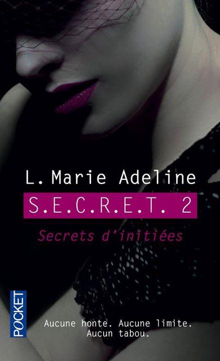 S.E.C.R.E.T., Tome 2 : Secrets d'initiées 11025110
