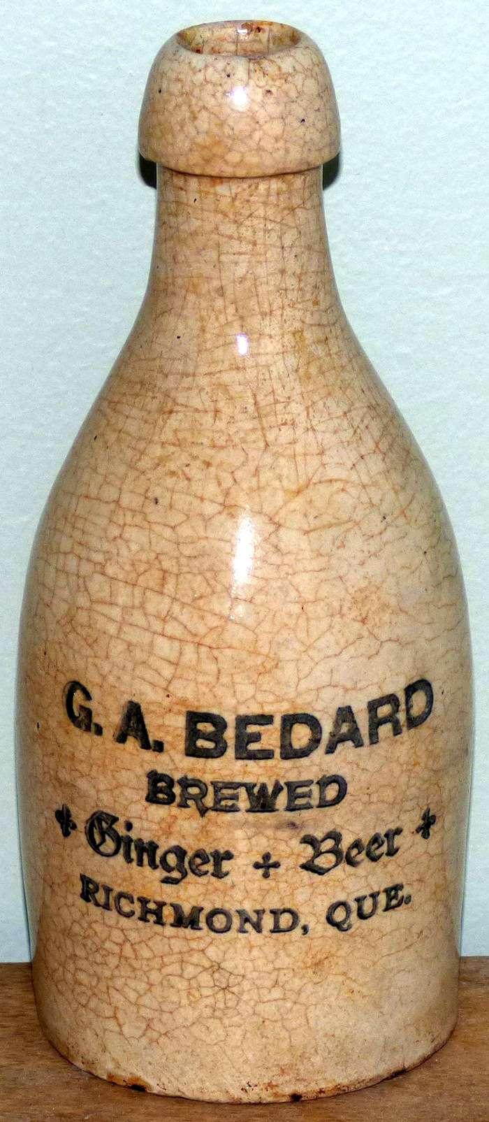 Article de journal G. A. Bedard Bedard10