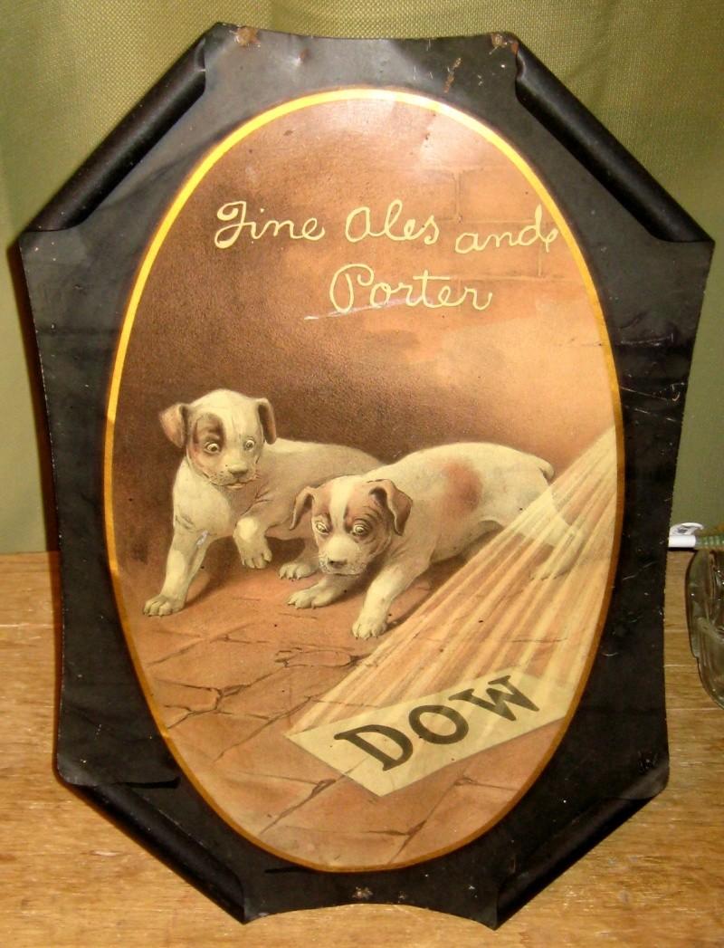 ANNONCE DE BIERE DOW 1909 - 1915 ENVIRON  Img_9210