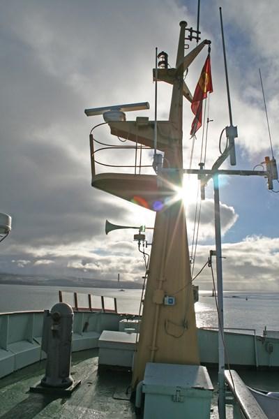 Jupiter, a Caledonian macBrayne Ferry - Page 4 A_mast12