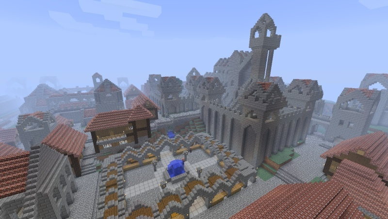 MAPA TEMÁTICO - Ciudad Medieval de Nydur - Tyrant 209 (OFICIAL 5DRAGONS) 2013-011