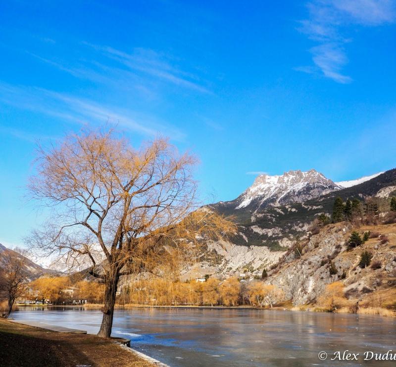 Lac de la Roche de Rame!!! P1270113