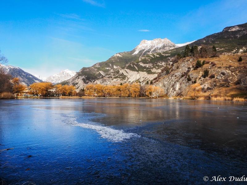 Lac de la Roche de Rame!!! P1270114
