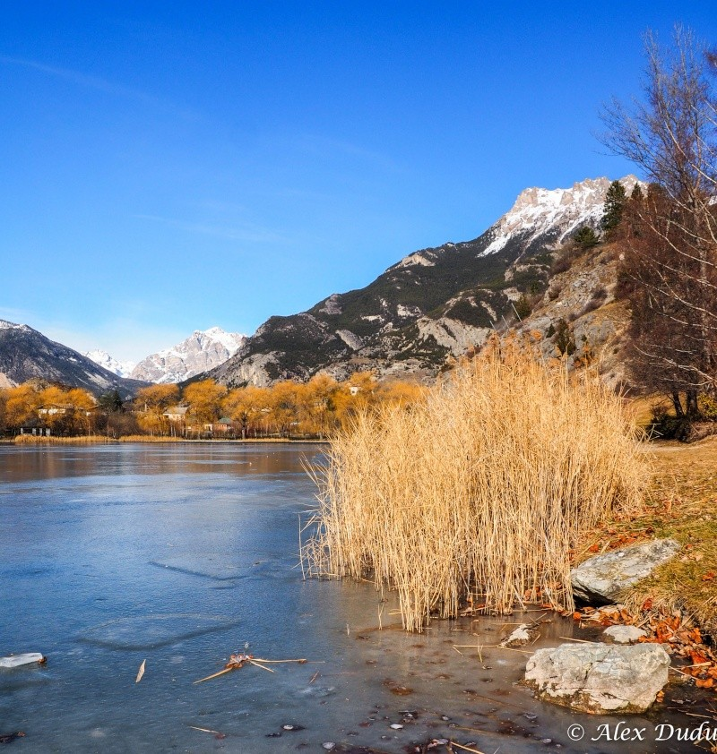 Lac de la Roche de Rame!!! P1270115